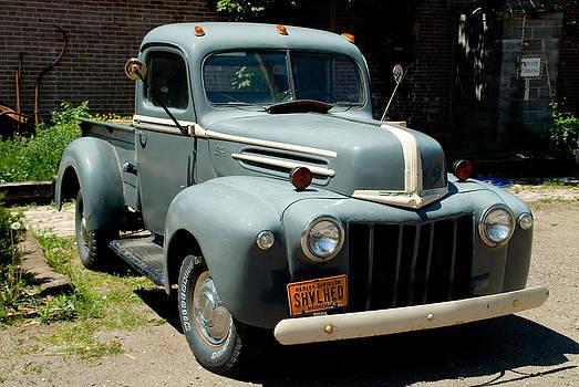 Devinder Sangha - Antique Ford Truck