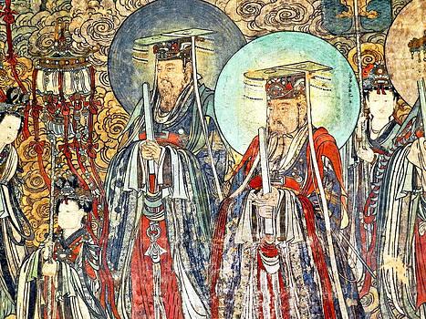 Stuart Brown - Ancient Japanese Scroll # 3