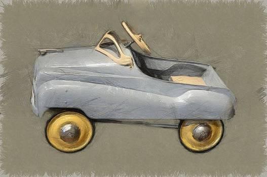 Michelle Calkins - Antique Pedal Car ll