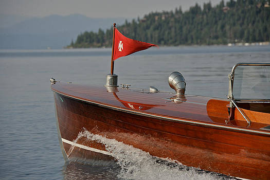 Steven Lapkin - Antique Raceboat