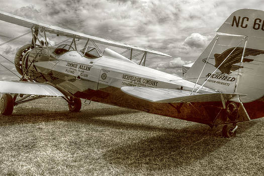 Howard Markel - Antique Stearman