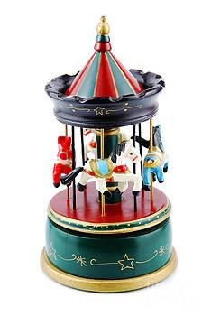 Antique toy by Luis Alvarenga