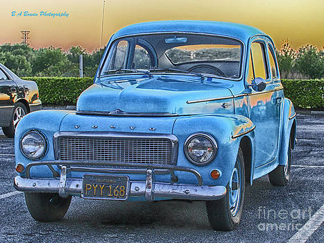 Barbara Bowen - Antique Volvo