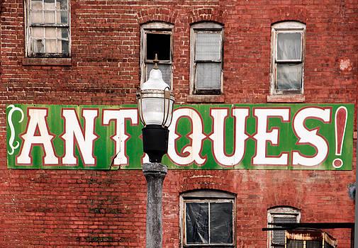 Antiques by Ron Plasencia