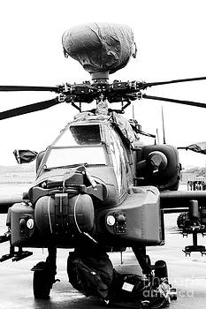Apache 2 by Alan Oliver