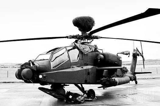 Apache  by Alan Oliver