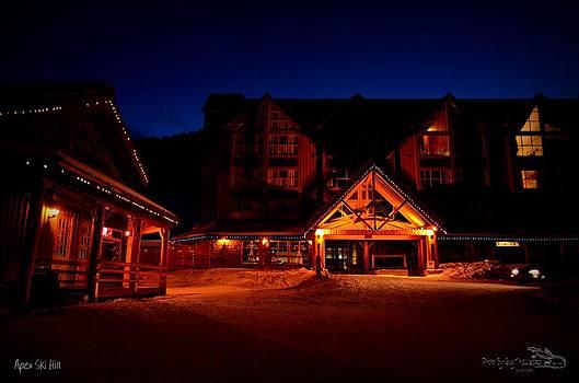 Guy Hoffman - Apex Mountain Ski Village