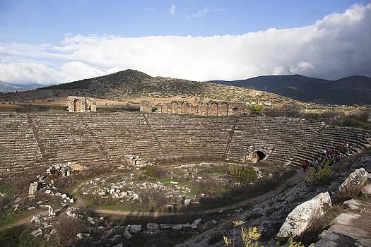 Ramunas Bruzas - Aphrodisias Stadium