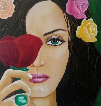 Aphrodite by Haley Lightfoot