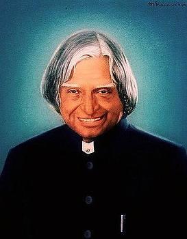 APJ Abdul Kalam by Prasanna  Kumar