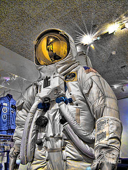 Apollo 11 Space Suit by Jason Abando