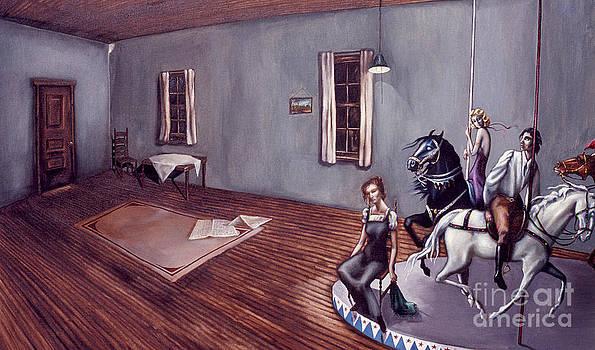 Appalachian Carousel by Jane Whiting Chrzanoska