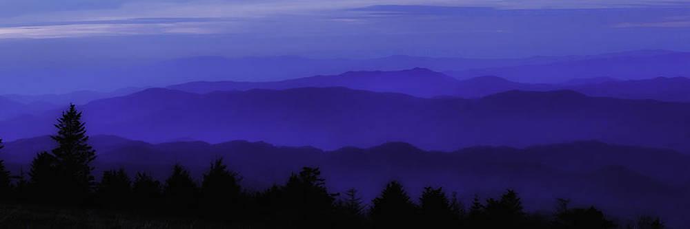 Appalachian Dusk by Paul Cimino