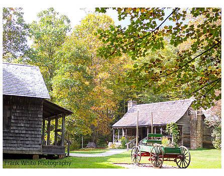 Appalachian Ranger's Homestead by Frank White