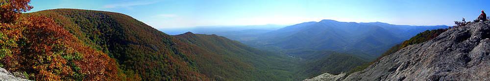 Appalachian Trail  by Meghan OHare