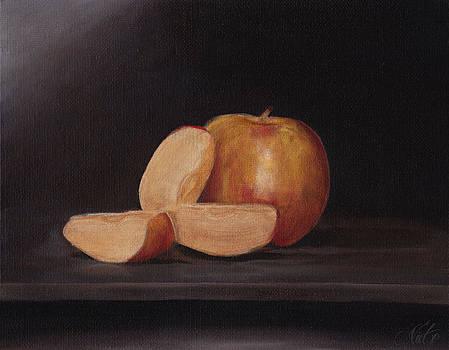 Apple a Day by Nicko Gutierrez