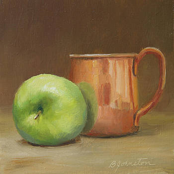 Apple and Copper by Beth Johnston