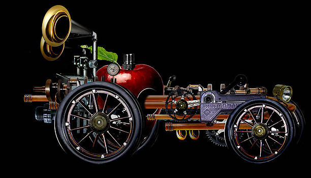 David Balber - Apple Car
