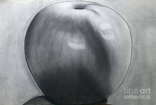 Apple by Cecilia Stevens