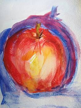 Apple by Cindy Lawson-Kester