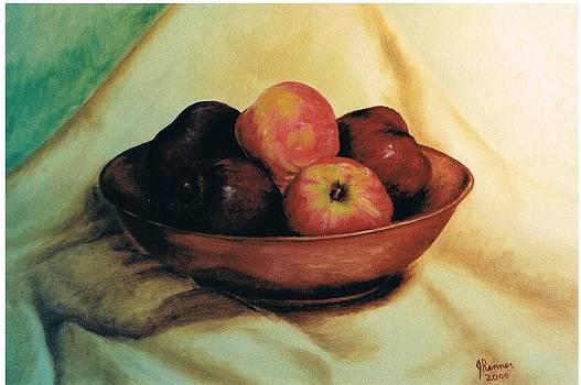 Apple Delight by Joann Renner