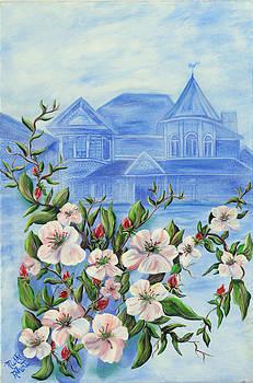 Appleblossom by Mikki Alhart