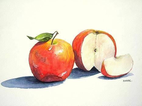 Apples by Ally Keller