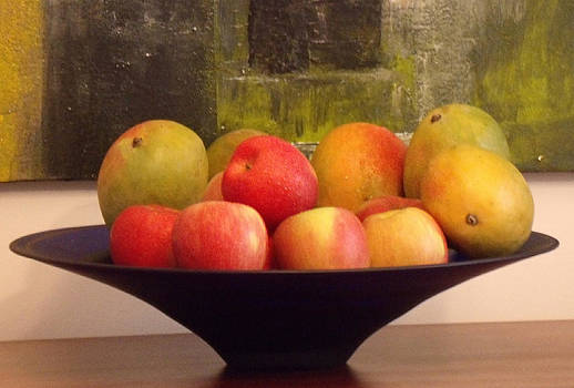 Shesh Tantry - Apples and  Mangoes