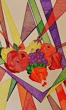 Apples and Oranges by Celeste Manning