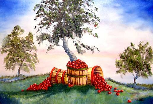 Apples by Charles Sims