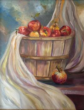 Irene Pomirchy - Apples