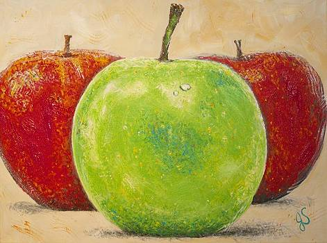 Apples by Joyce Sherwin