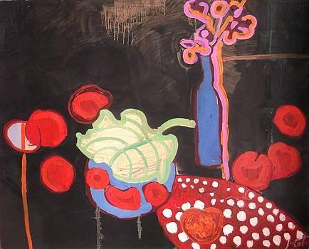 Apples by Laura Vizbule