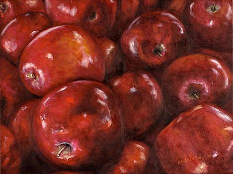 Apples to Apples by Wanda Bellamy