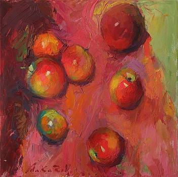 Apples by Vadim Makarov