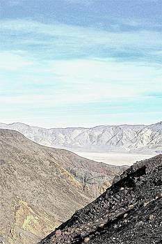 Approaching Death Valley by Ruth Edward Anderson