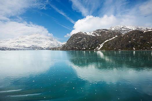 Jo Ann Snover - Approaching Lamplugh Glacier