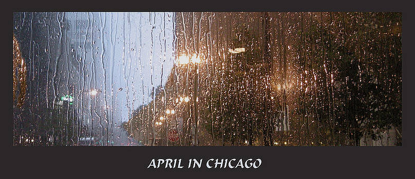 April in Chicago 2 by L Topel
