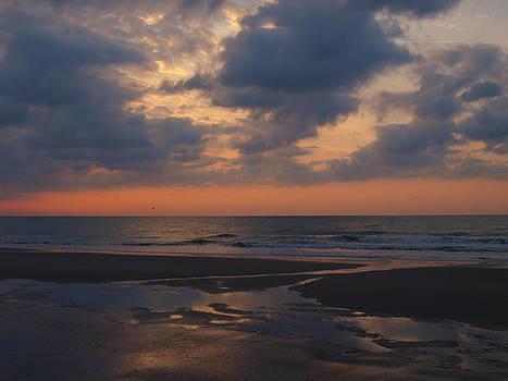 April Sunrise 2 - Myrtle Beach by Kathleen Palermo