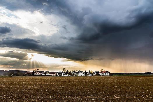 April Weather by Christoph Schneider