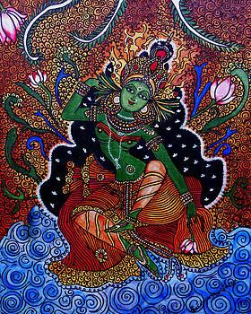 Apsara by Saranya Haridasan
