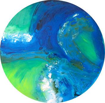 Aqua 1 by Lisa Darlington