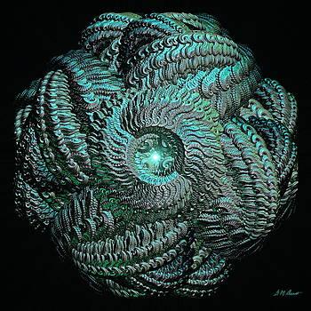 Michael Durst - Aqua Celtic Mandala