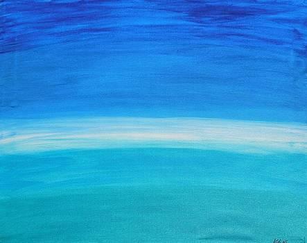 Aqua Horizon by Kate McTavish