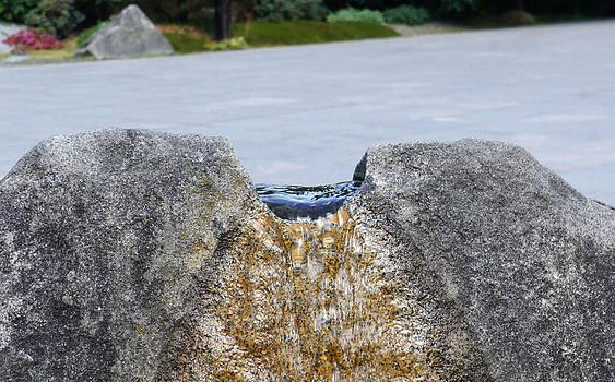 Aqua Rock by Mark Cardon