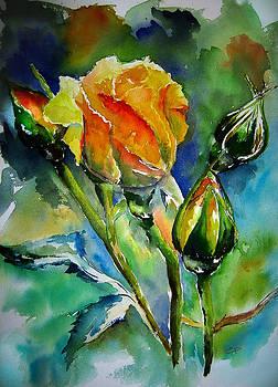 Aquarelle by Elise Palmigiani