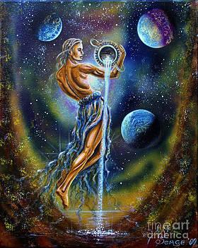Aquarius by Serge M