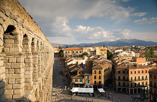 Aqueducto de Segovia by Viacheslav Savitskiy