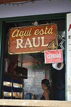 Aqui esta Raul by Catherine Kurchinski