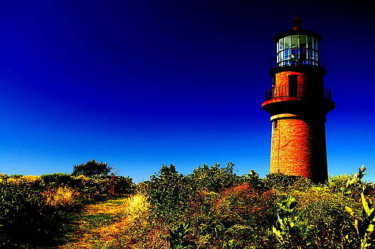 Aquinnah Light 2 by James Reynolds